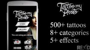 4 Aplikasi Edit Foto Tato Terbaik Untuk Android